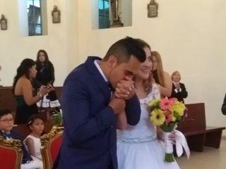 El matrimonio de Laura  y Jhonnatan  2
