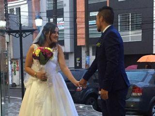 El matrimonio de Laura  y Jhonnatan  3