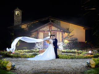 El matrimonio de Lili y Luis Angel