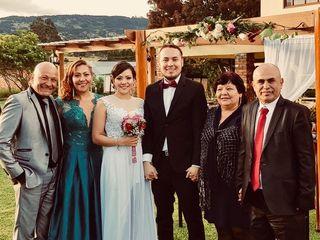 El matrimonio de Karent  y Alfredo 2