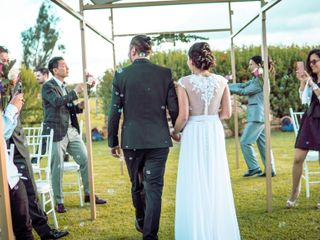 El matrimonio de Karent  y Alfredo