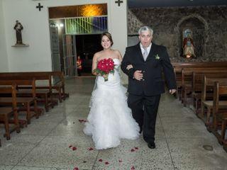El matrimonio de Areana y Manuel 1