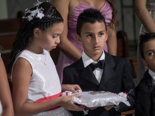 El matrimonio de Areana y Manuel 2
