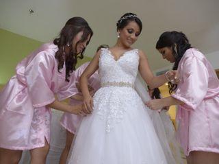 El matrimonio de Katty  y Tany  3