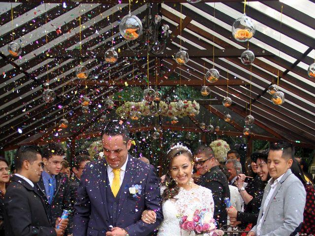 El matrimonio de Luis y Mayerly en Subachoque, Cundinamarca 1