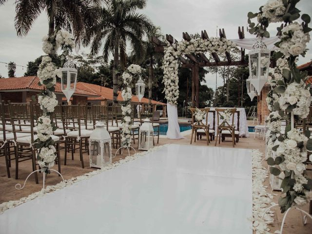 El matrimonio de Oscar y Ivonne en Villavicencio, Meta 5