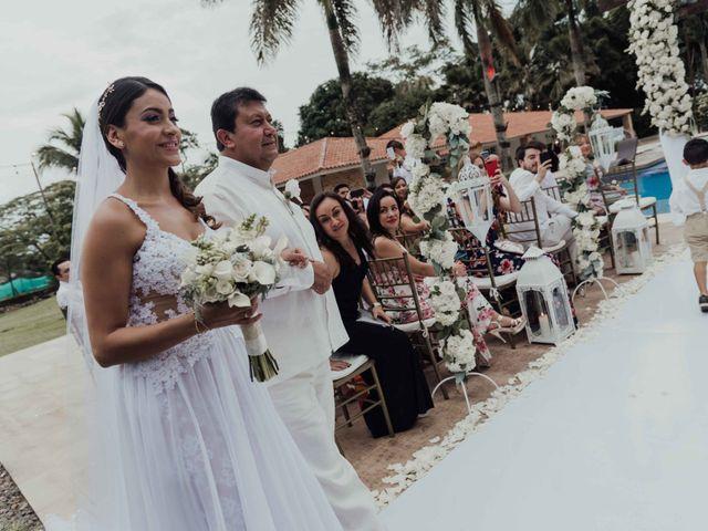 El matrimonio de Oscar y Ivonne en Villavicencio, Meta 28