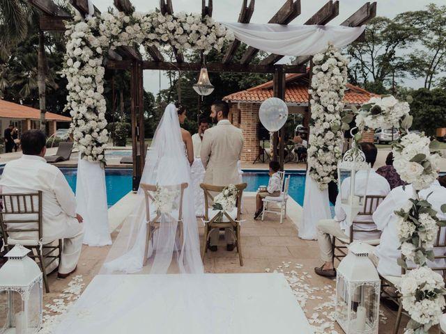 El matrimonio de Oscar y Ivonne en Villavicencio, Meta 30