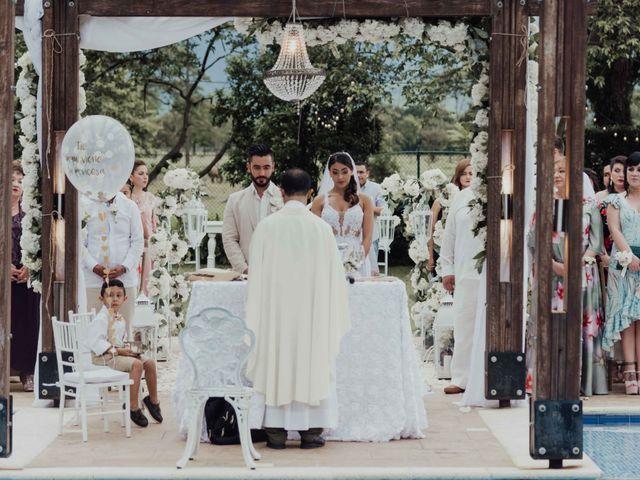 El matrimonio de Oscar y Ivonne en Villavicencio, Meta 32
