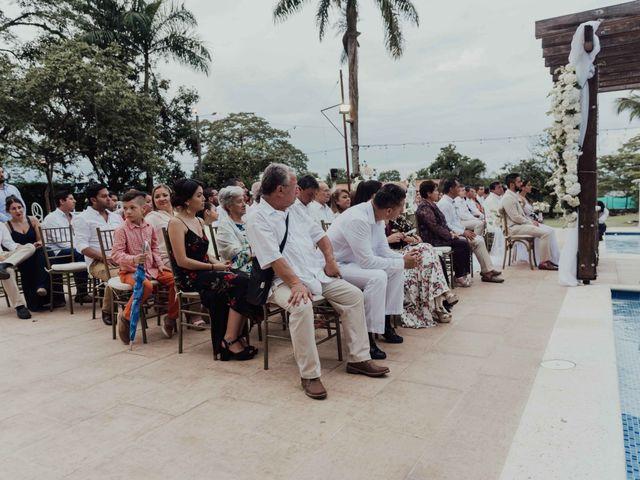 El matrimonio de Oscar y Ivonne en Villavicencio, Meta 37