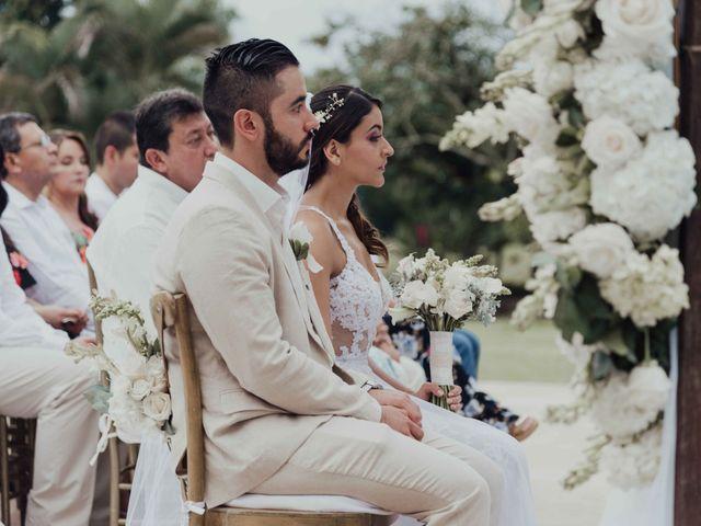 El matrimonio de Oscar y Ivonne en Villavicencio, Meta 38