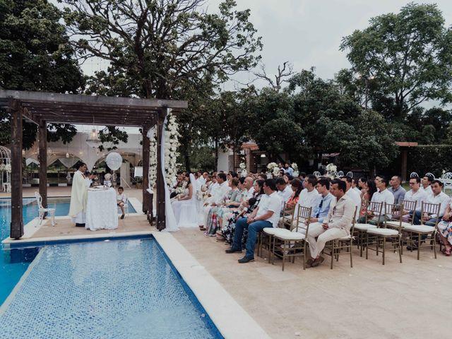 El matrimonio de Oscar y Ivonne en Villavicencio, Meta 41