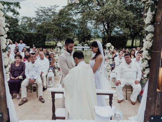 El matrimonio de Oscar y Ivonne en Villavicencio, Meta 44