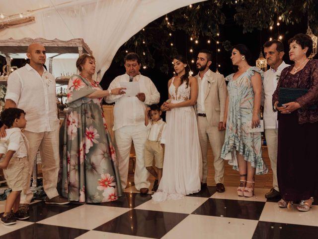 El matrimonio de Oscar y Ivonne en Villavicencio, Meta 80