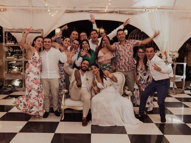 El matrimonio de Oscar y Ivonne en Villavicencio, Meta 87