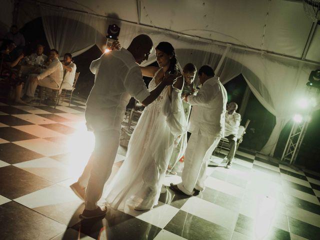 El matrimonio de Oscar y Ivonne en Villavicencio, Meta 96