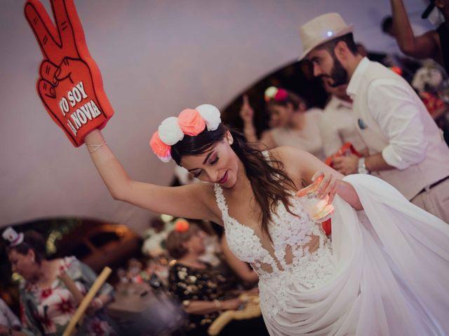 El matrimonio de Oscar y Ivonne en Villavicencio, Meta 100