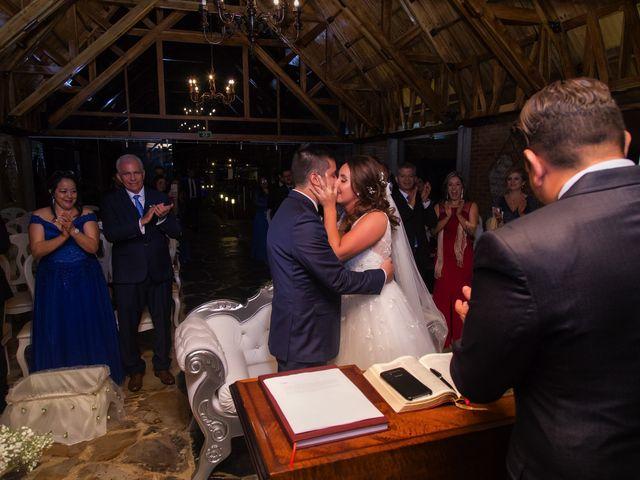 El matrimonio de Mario y Carolina en Subachoque, Cundinamarca 8