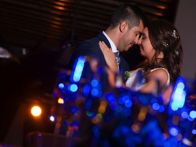 El matrimonio de Carolina y Mario