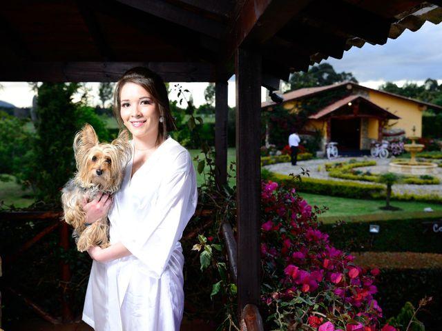 El matrimonio de Luis Angel y Lili en Subachoque, Cundinamarca 3