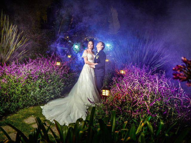 El matrimonio de Luis Angel y Lili en Subachoque, Cundinamarca 14