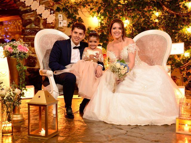 El matrimonio de Luis Angel y Lili en Subachoque, Cundinamarca 17