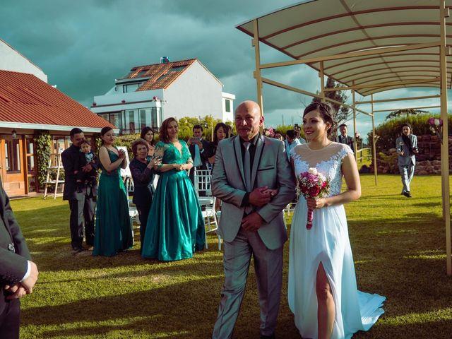 El matrimonio de Alfredo y Karent  en Subachoque, Cundinamarca 5