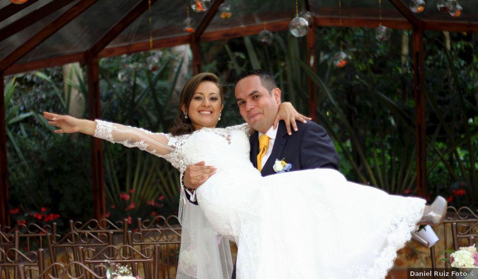El matrimonio de Luis y Mayerly en Subachoque, Cundinamarca