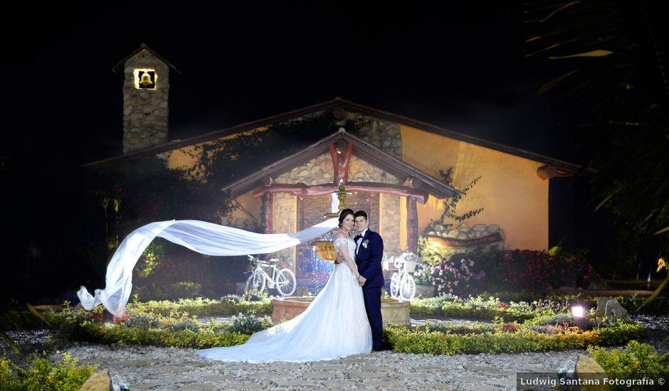 El matrimonio de Luis Angel y Lili en Subachoque, Cundinamarca