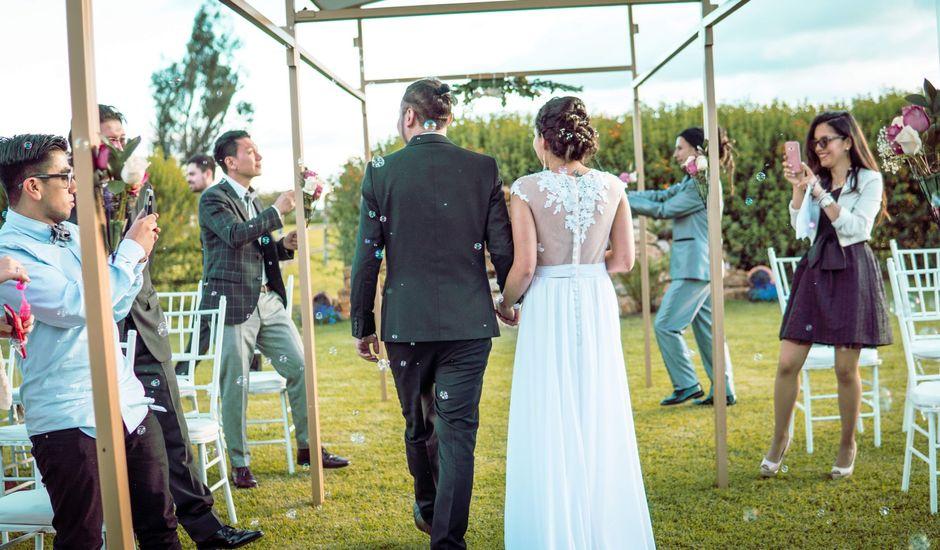 El matrimonio de Alfredo y Karent  en Subachoque, Cundinamarca
