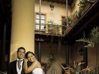 El matrimonio de Indhira y Juan 1