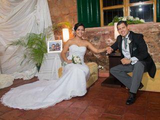 El matrimonio de Indhira y Juan