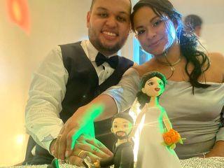 El matrimonio de Lezly  y Cristián 3