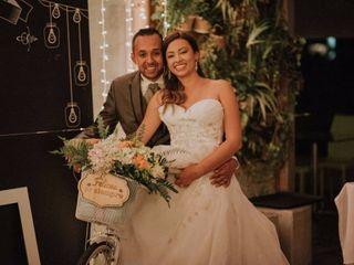 El matrimonio de Maria Camila y Stiven