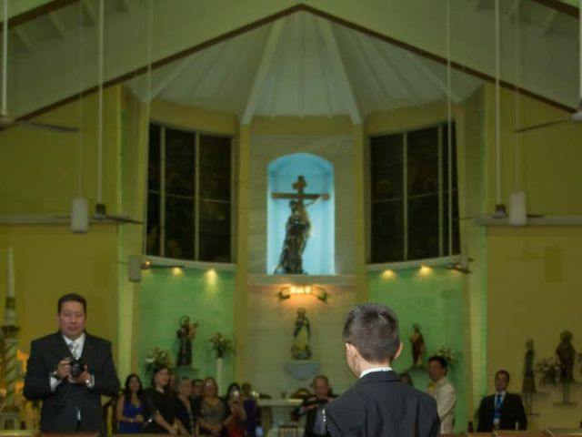 El matrimonio de Juan y Indhira en Bolívar, Santander 11