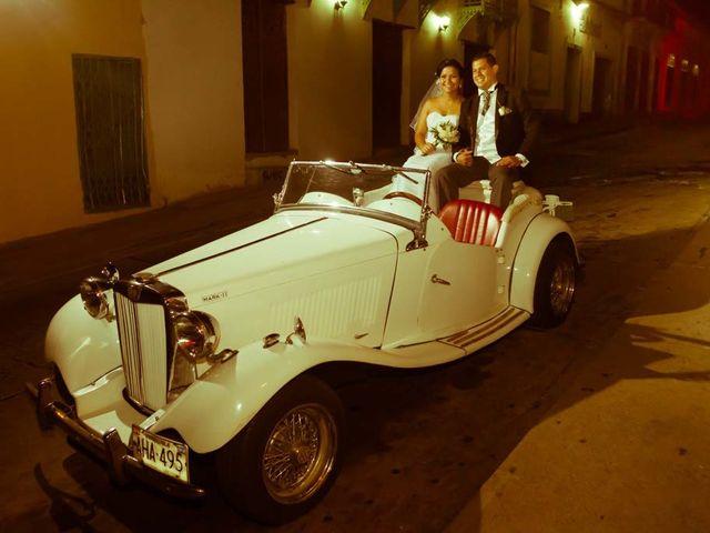 El matrimonio de Juan y Indhira en Bolívar, Santander 17