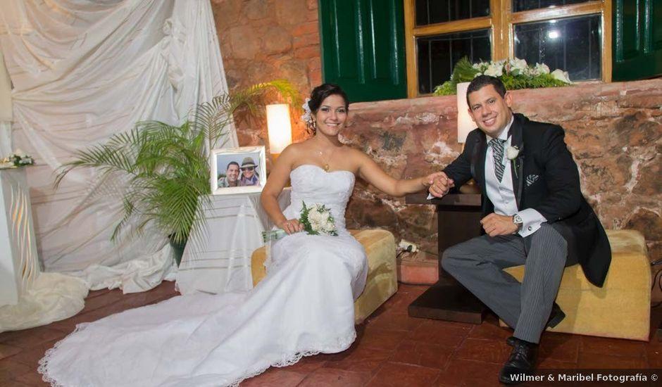 El matrimonio de Juan y Indhira en Bolívar, Santander
