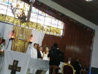 El matrimonio de Yoana y Alexander 2