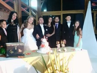 El matrimonio de Yoana y Alexander 3