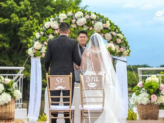 El matrimonio de Maritza  y Juan David