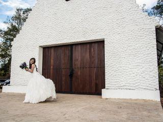 El matrimonio de Viviana y Cristhian 3