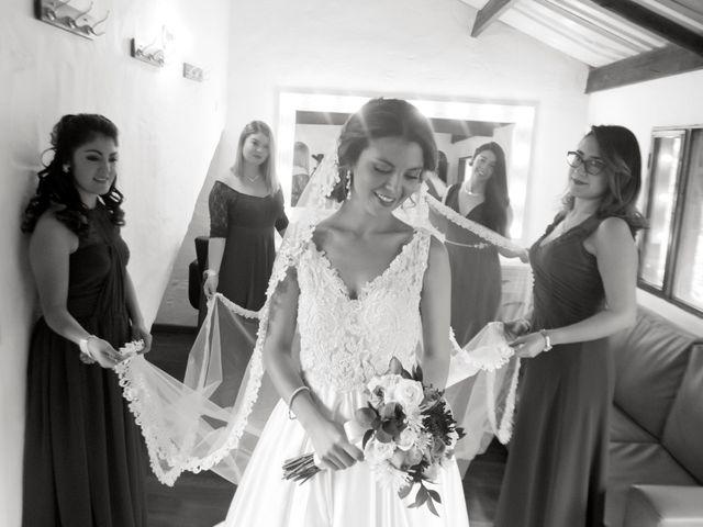 El matrimonio de Luis y Lisseth en Subachoque, Cundinamarca 5