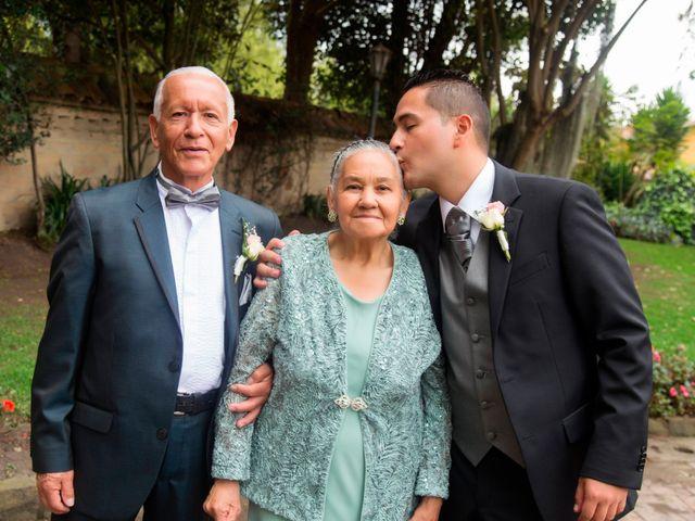 El matrimonio de Luis y Lisseth en Subachoque, Cundinamarca 11