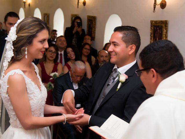 El matrimonio de Luis y Lisseth en Subachoque, Cundinamarca 13