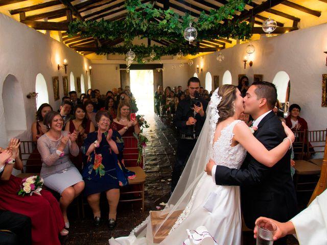 El matrimonio de Luis y Lisseth en Subachoque, Cundinamarca 14