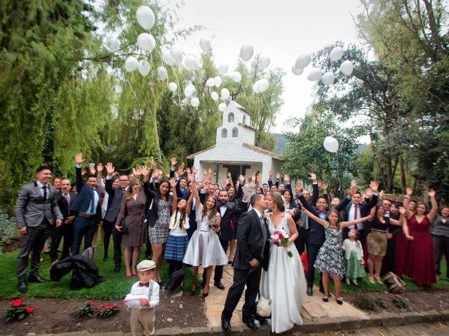 El matrimonio de Luis y Lisseth en Subachoque, Cundinamarca 15