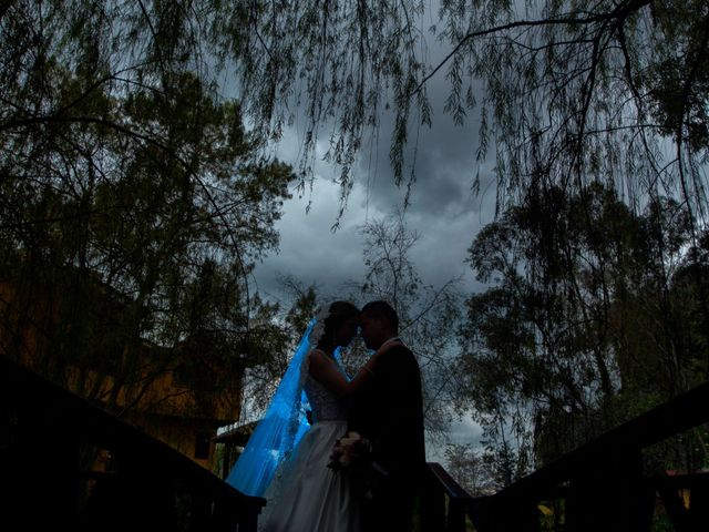 El matrimonio de Luis y Lisseth en Subachoque, Cundinamarca 18
