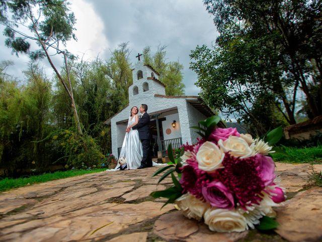 El matrimonio de Luis y Lisseth en Subachoque, Cundinamarca 22
