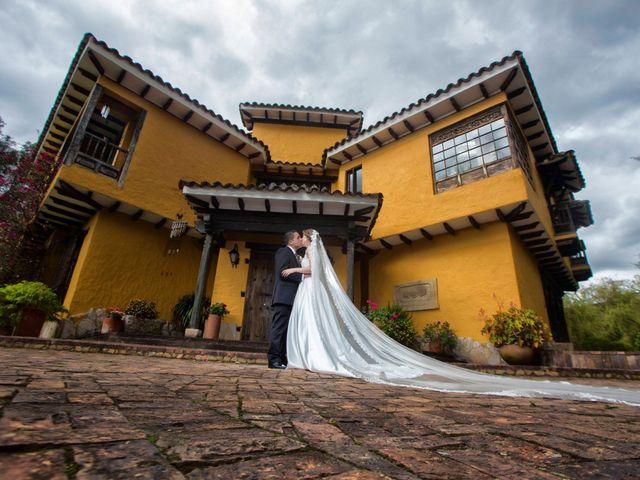 El matrimonio de Luis y Lisseth en Subachoque, Cundinamarca 25