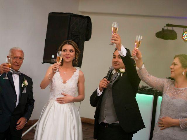 El matrimonio de Luis y Lisseth en Subachoque, Cundinamarca 26